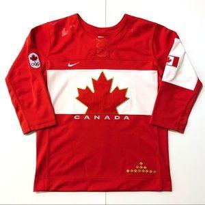 NIKE TEAM CANADA OLYMPIC HOCKEY JERSEY